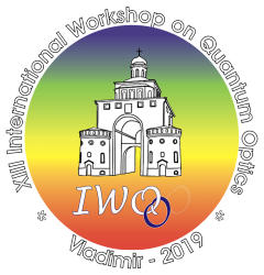 XIII International Workshop on Quantum Optics (IWQO-2019)